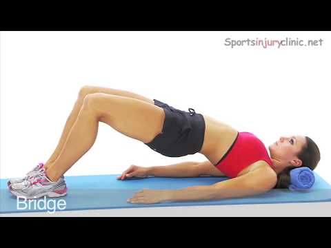 (2) Exercises for medial knee ligament injury - overview - YouTube