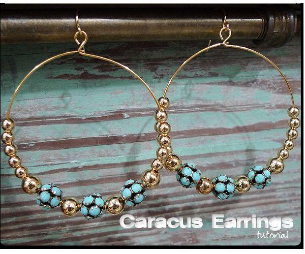 Caracas Earrings