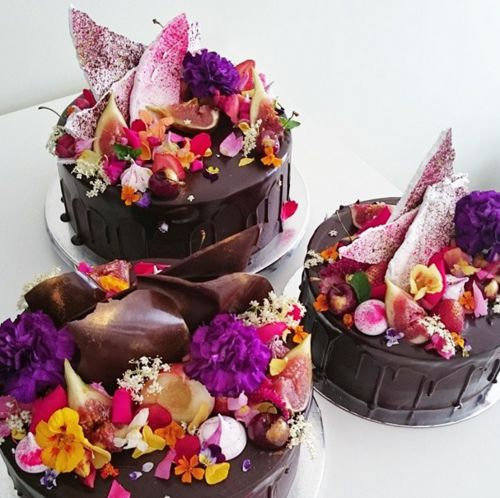Unbirthday Bakery cakes