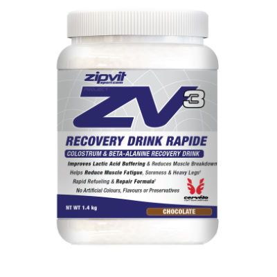 Bebida de recuperación 1,4 kg ZipVit Sport - ZV3 Recovery - Chocolate - http://www.e-ciclismo.es/?product=bebida-recuperacion-1-4-kg-zipvit-sport-zv3-recovery-chocolate