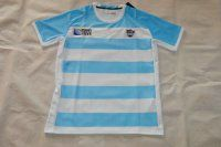 2015 Rugby World Cup Argentina National Team Shirt [D279]