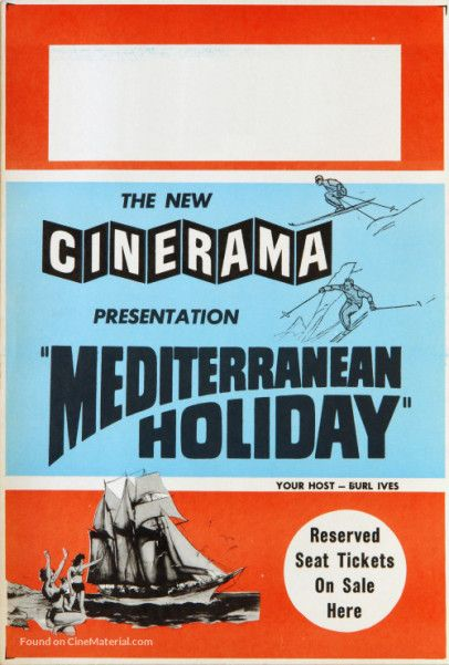 Today marks the 64th Anniversary of the premier of This Is Cinerama in New York City on September 30th, 1952. So, today we are taking a look a something a little different. The Flying Clipper (1963…