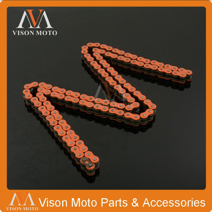 520 O Ring Seal Chain 120Link For KTM EXC EXCF XC XCF XCW XCFW MX EGS SX SXF SXS SMR Dirt Bike Motocross Off Road
