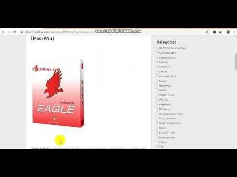 Eagle License Key