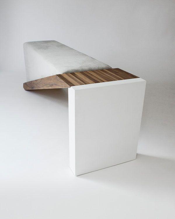 Furniture design by Bahar Ghaemi. Great design concept for modern house.