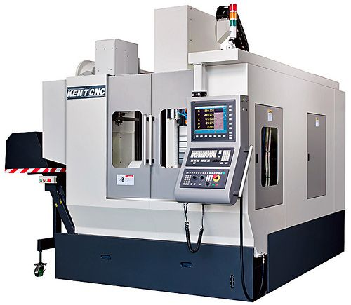 (Posted from cncmachinings.com)  Kent 5 axis machine_Fagor Automation  Image by Fagor Automation KENT KMC-400-5A CNC 8065 5 axis machine A Profile of Hybrid Additive Manufacturing Technology Once the cladding operations have concluded and the metal material has cooled, a hybrid method switches tooling strategies and readies...  Read more on http://www.cncmachinings.com/lastest-five-axis-machining-cnc-news-2/