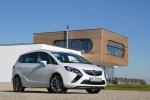 Opel Zafira Tourer fondo de escritorio gratis