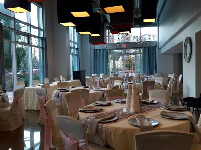 Winter Wedding Decor by Details Special Event Planning