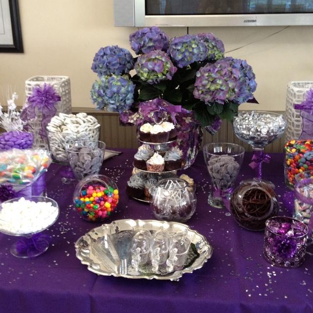 Candy Table Wedding Ideas: Wedding Reception Ideas