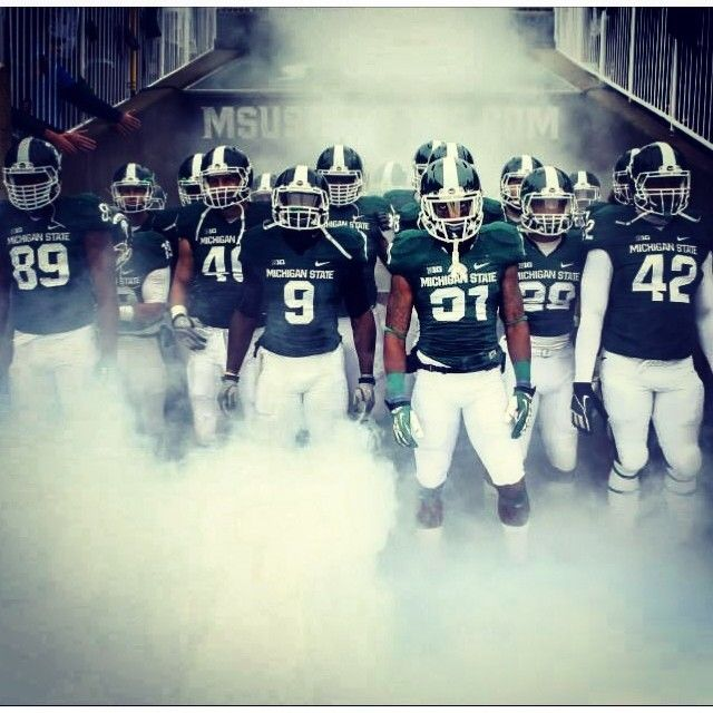 Michigan State Spartans - Tumblr