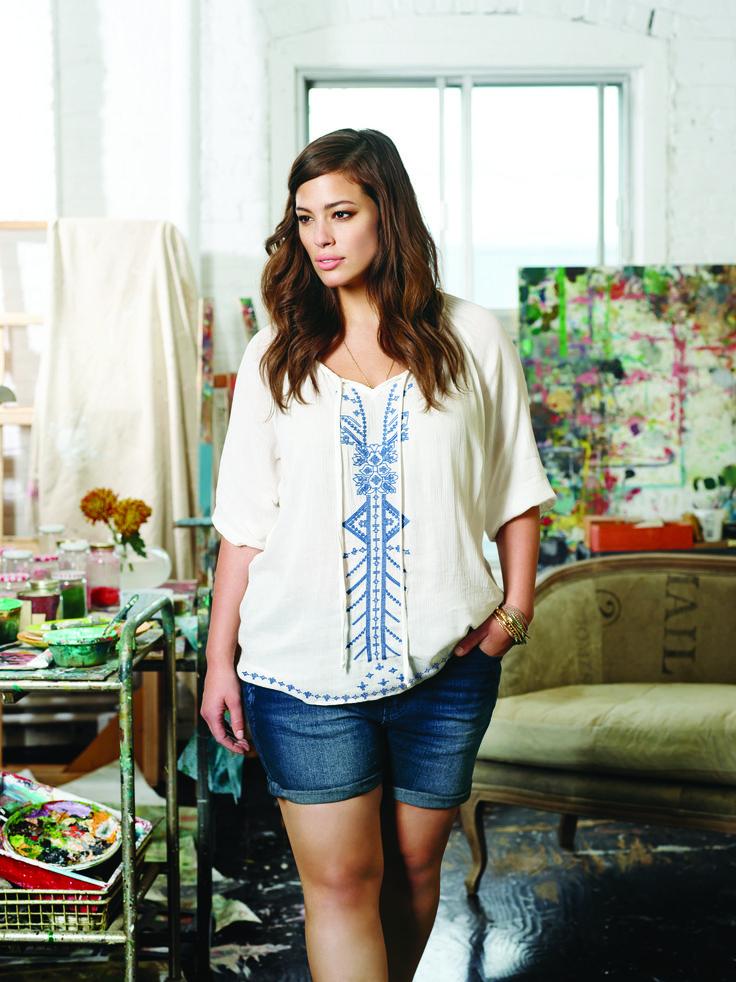 Ashley Graham Collection Addition Elle Plus Size