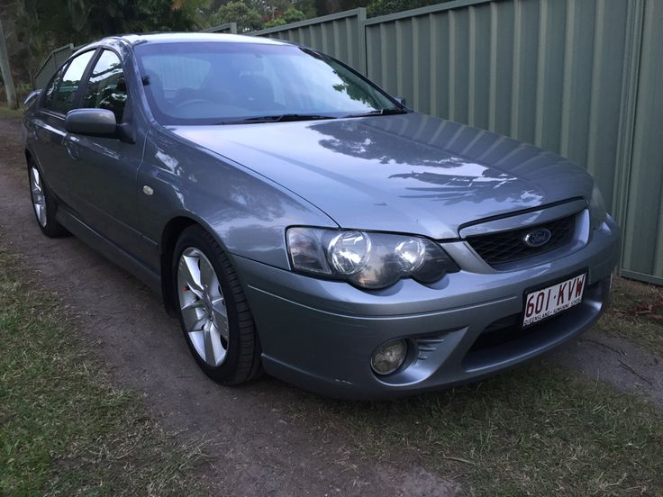 Hand picked for its reliability and safety. Featuring a powerful 6cyl 4.0L engine with 4 speed automatic sequential sports transmission. This is a great looking car, it has a complete maintenance history and an exceptional mechanical inspection report. It has been well looked after. A must to inspect. #usedcars #automatic #Ford #Falcon #XR6 #carsforsale