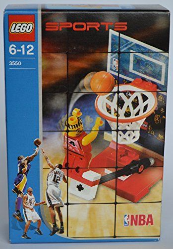 LEGO Sports NBA Jump  Shoot 3550 -- Details can be found by clicking on the image.