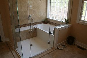 17 best images about bathroom ideas on pinterest toilets tub shower combo and hotel bathrooms - Universal bathroom design ...