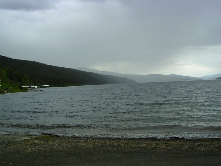 Dease Lake Seaplane Base, BC