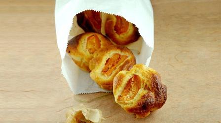 apricot olive oil teacakes | tea (party) | Pinterest