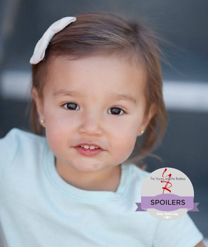 'The Young And The Restless' spoilers tease that Cali May Kinder has joined the cast of the CBS soap opera.  Earlier today Soap Opera Spy reported that 'Y&R' had sent out a casting call for a 2 year old girl named Bella.  Of course, there aren't any 2 year old girls on the Y & R