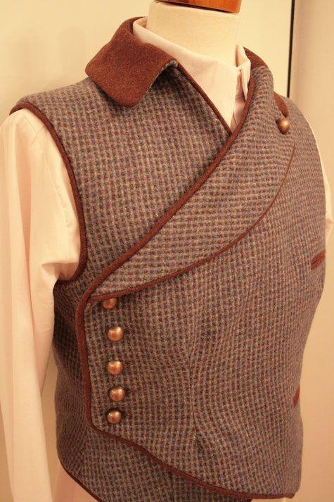 cool steampunk waistcoat