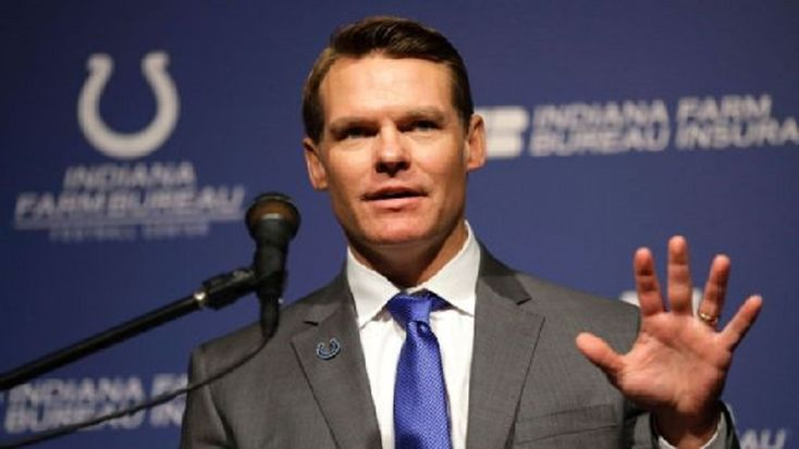 "Colts general manager Chris Ballard ended his Wednesday news conference with a drop-the-mic line: ""The rivalry is back on.""..."