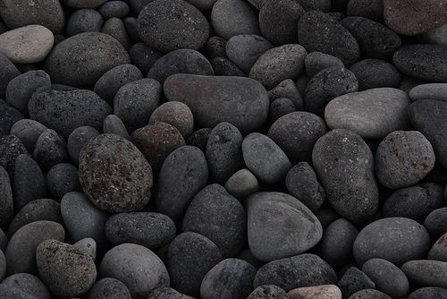 Black Beach,  Santorini,