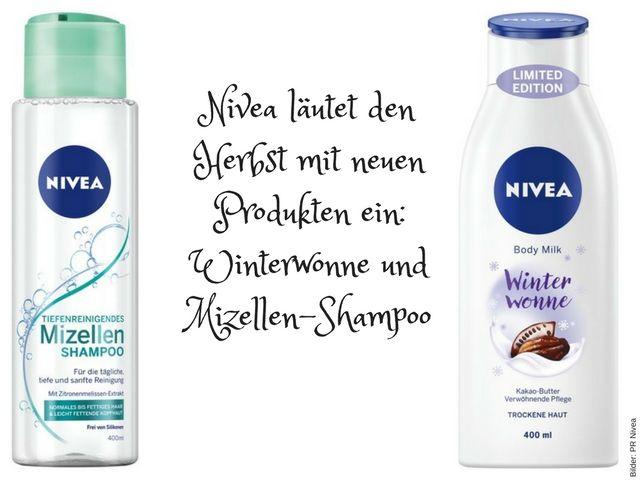 Nivea läutet den Herbst mit neuen Produkten ein: Winterwonne und Mizellen-Shampoo http://lelife.de/2017/10/nivea-laeutet-den-herbst-mit-neuen-produkten-ein-winterwonne-und-mizellen-shampoo/ #Badezimmer #Nivea #Neuheit #Winterwone #Mizellen