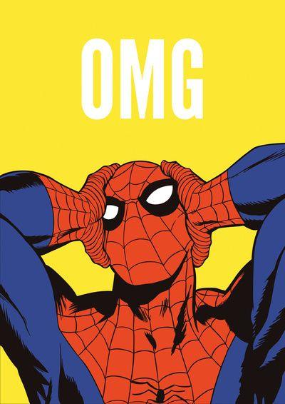 Spider-Man OMG