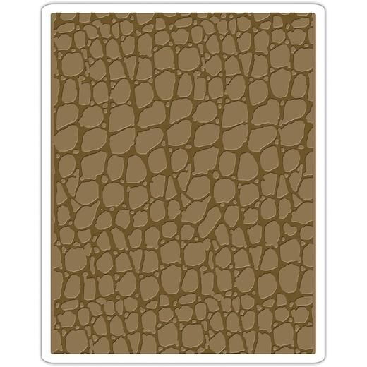 Sizzix Texture Fades Embossing Folder Tailored by Tim Holtz  661204