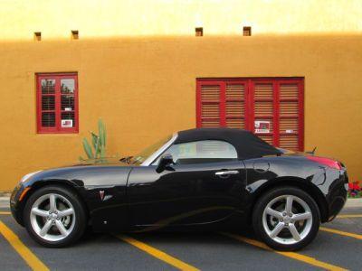 2010 Pontiac Solstice--My dream car!