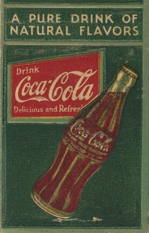 Coca Cola #frontstriker #MatchBook To Order Your Business' own branded #Matchbooks call 800.605.7331 or GoTo: www.GetMatches.com. Today!