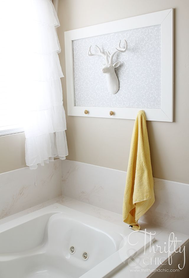 Best 25 Hanging Towels Ideas On Pinterest Over Door Towel Rack Kitchen Towels And Kitchen