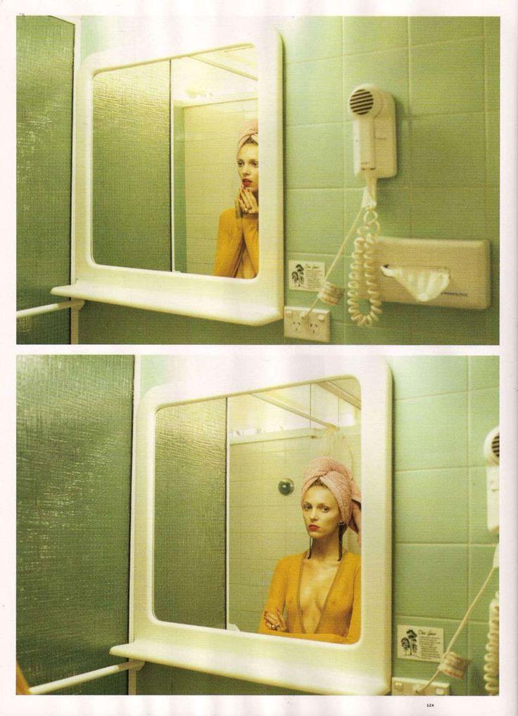 Pop Magazine Spring/Summer 2011 – Anja Rubik by Emma Summerton