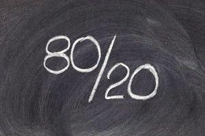 80-20 szabaly