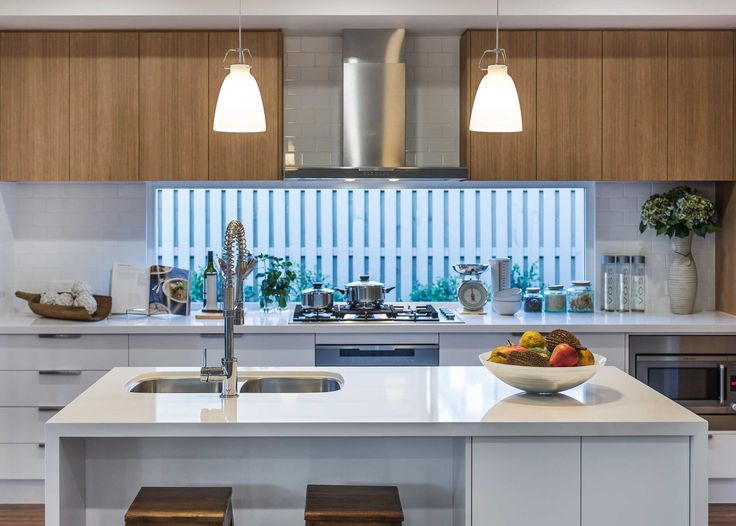 Laminated Overhead Cabinetry by Laminex | Ausbuild