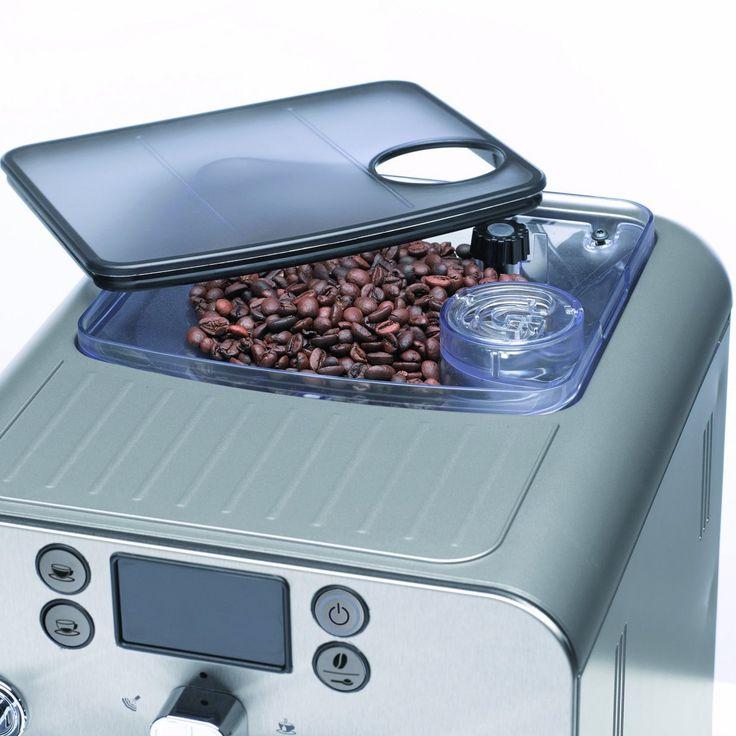 Gaggia Brera Bean to Cup Coffee Machine Review