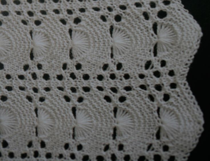 17 Best images about Knit Patterns lace EDGES on Pinterest Knitting daily, ...