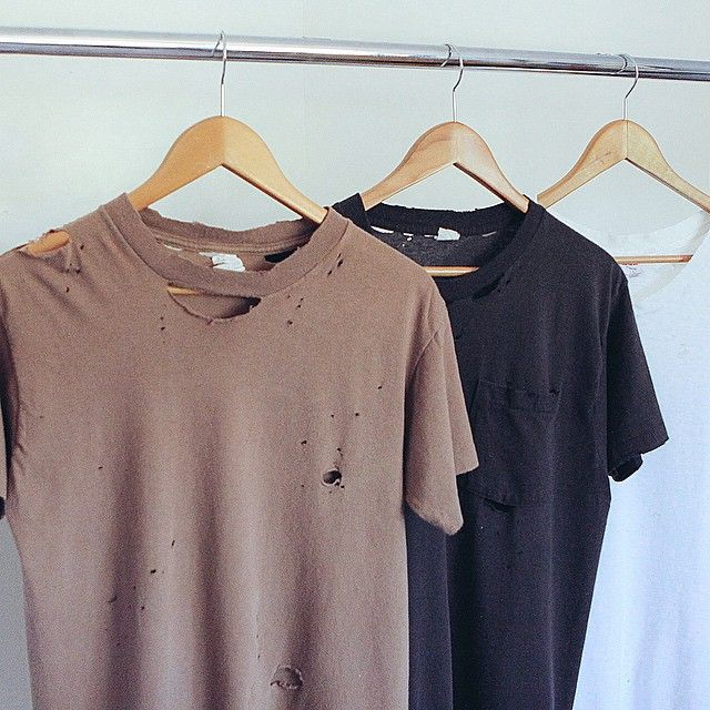 Preview of our one of a kind, hand picked, thin, super soft, Braain Waashed vintage basics that will be hitting the shop TONIGHT at 7PM!! ((PST)) BROWN//BLACK//WHITE get ready because they will go quick! #braainwaashed