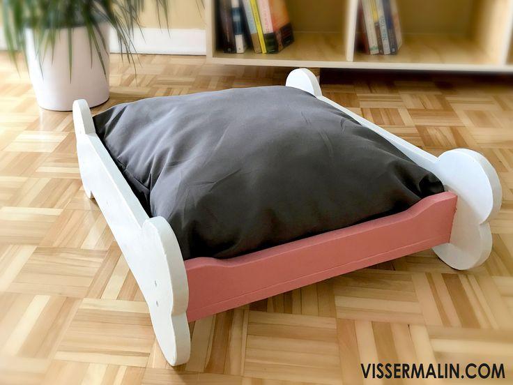 17 meilleures id es propos de panier pour chien sur - Fabriquer un lit pour chien ...
