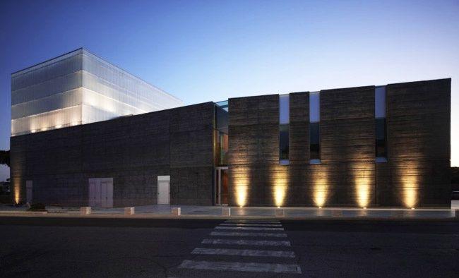 Il Nuovo Teatro di Montalto di Castro, MDU Architetti, LTVs, Lancia TrendVisions