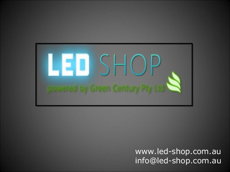 LED-Shop - LED Street - Our Stylish LED street light series are newly released most complete and most functional road lighting in the industry.