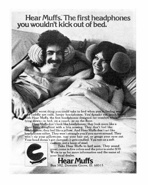 the first headphones you wouldn't kick out of bed