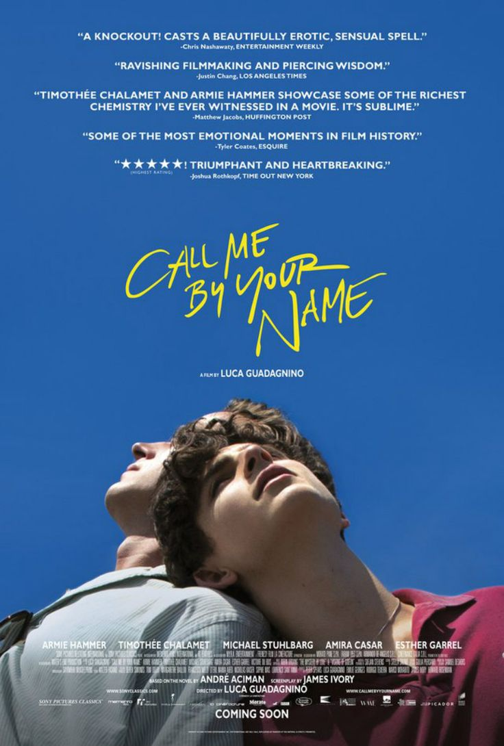 Call me by your name is in uk roi cinemas october 27th read our