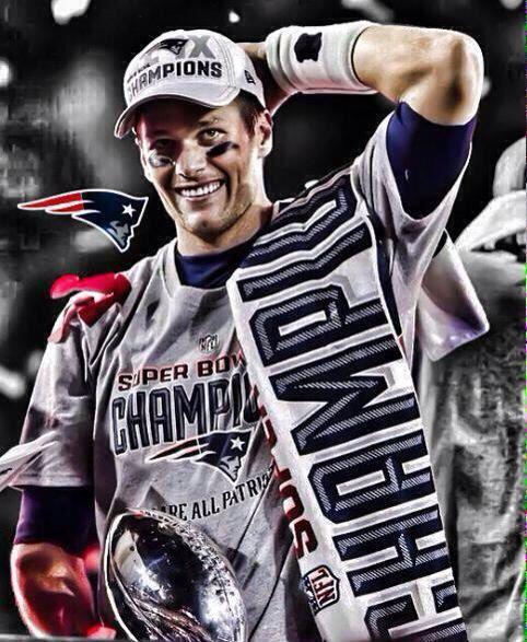 #Brady