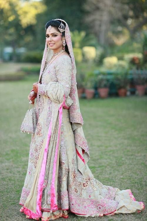 Brides Outfit ByAli Xeeshan