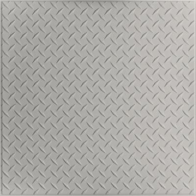 Ceilume Stratford Feather Light White 2 Ft X 4 Ft Lay In Ceiling Panel Case Of 10 V1 Str 24wto 10 The Home Depot In 2020 Ceiling Panels Drop Ceiling Panels Tin Ceiling Tiles