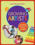 Growing Artists: Tea…,9781285743141