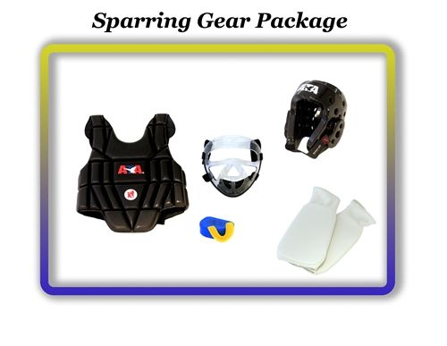 Victory Sparring Gear Package