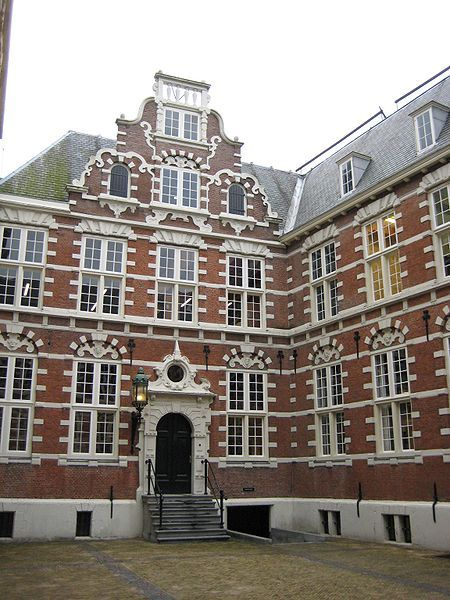 VOC headquarters in Amsterdam (the Oost-Indisch Huis) This Day in History: Mar 20, 1602: Dutch East India Company founded http://dingeengoete.blogspot.com/