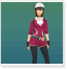 Pokemon Go Female Avatar Cosplay Costumes - CosplayMagic.Com