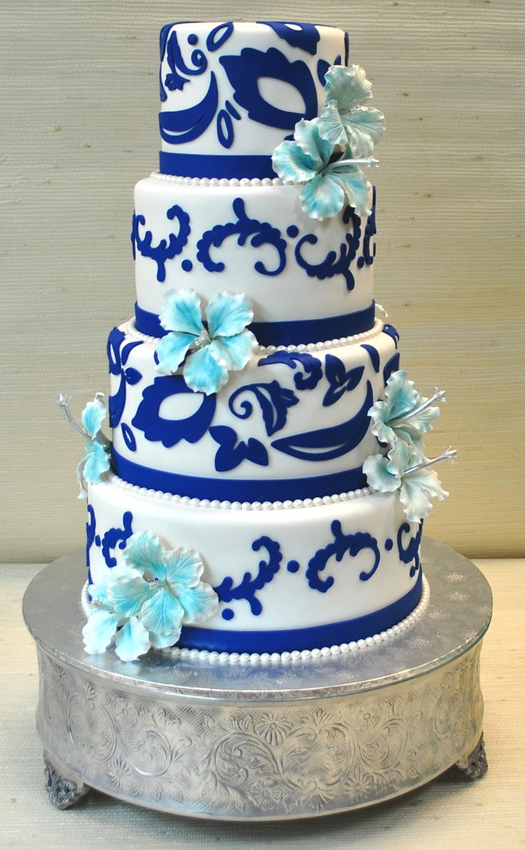 blue wedding cakes pictures 1000 images about blue wedding inspiration on 12020