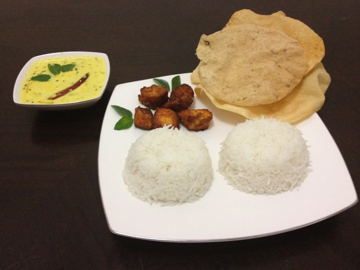 Indian Lunch